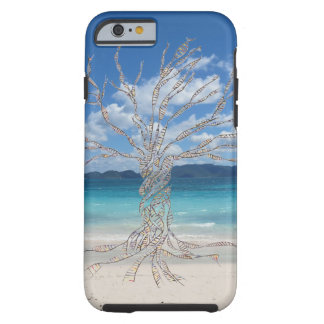 Tree of Life  and Beach Tough iPhone 6 Case
