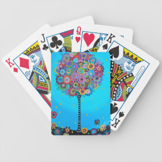 TREE OF LIFE ARBOL DE LA VIDA BICYCLE PLAYING CARDS