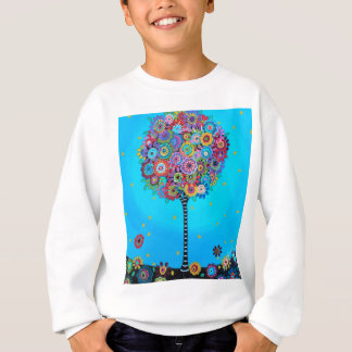 TREE OF LIFE ARBOL DE LA VIDA SWEATSHIRT