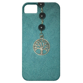 Tree Of Life Beaded Chain Phone Cover