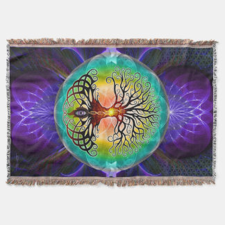 Tree of Life Blanket