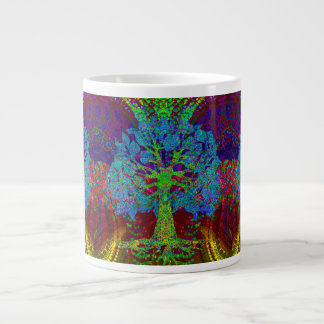 Tree of Life Boundless Enthusiasm Large Coffee Mug