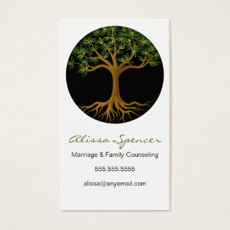 Tree of Life business cards