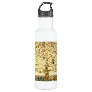 Tree of Life by Gustav Klimt 710 Ml Water Bottle