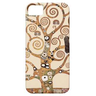 Tree of Life by Gustav Klimt Barely There iPhone 5 Case