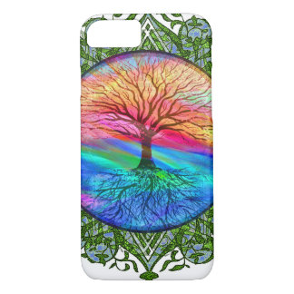 Tree of Life Calming iPhone 8/7 Case