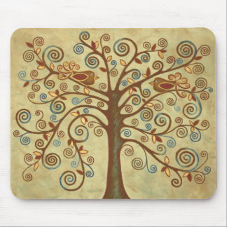 TREE OF LIFE COMPUTER MOUSE PAD