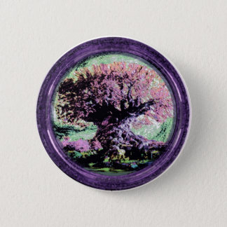 Tree of Life Concern 6 Cm Round Badge