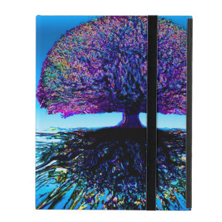 Tree of Life Constant Change and Hope iPad Case