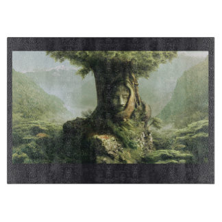 Tree of Life Cutting Board