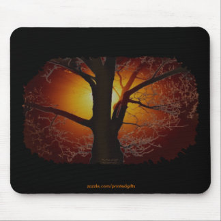 TREE OF LIFE Earth Day Gift Series Mouse Pad