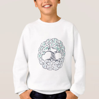 Tree of Life, grey Sweatshirt