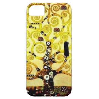 Tree of life  Gustav Klimt iPhone 5 Case