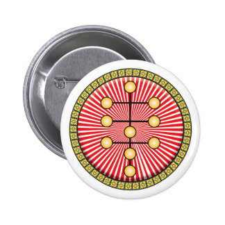 Tree of Life Icon Pinback Button