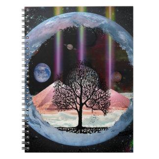 Tree of Life Inner Truth Notebook