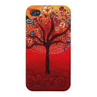"""Tree Of Life"" iphone4 case"