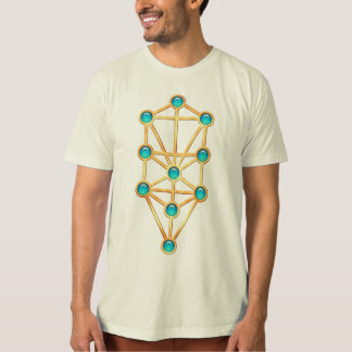 Tree of Life, Kabbalah, Sephiroth T-Shirt