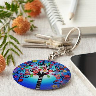 TREE OF LIFE KEY RING