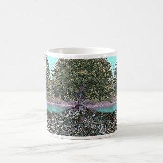 Tree of Life Lakes Edge Coffee Mug