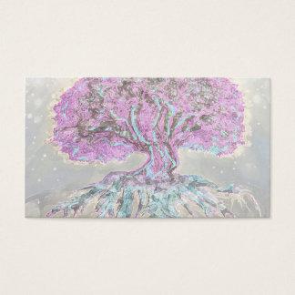 Tree of Life Lightness Business Card