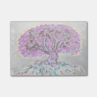 Tree of Life Lightness Post-it Notes