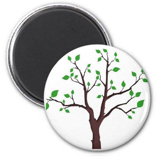 Tree of Life Fridge Magnet