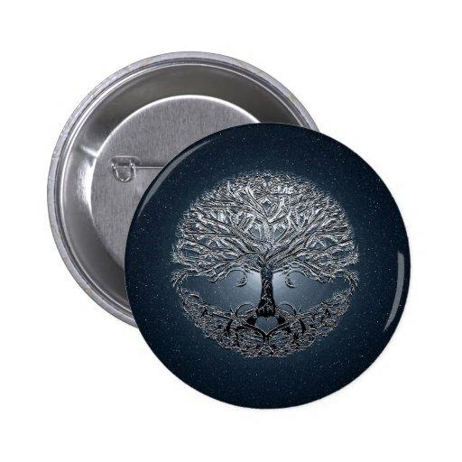 Tree of Life Nova Blue Pins
