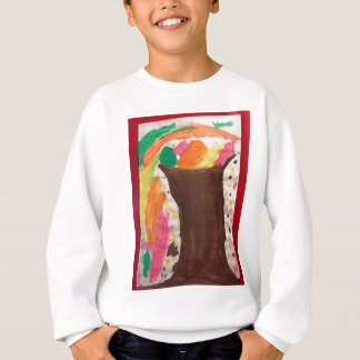 Tree of Life Overflows Sweatshirt