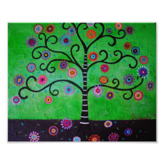 Tree of Life Painting Art Photo