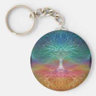 Tree of Life Peace of Mind Key Ring