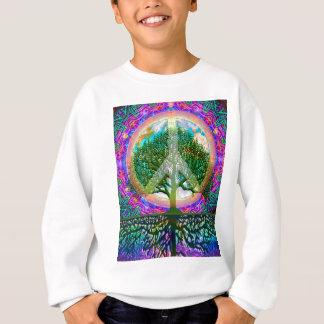 Tree of Life Peace Sweatshirt
