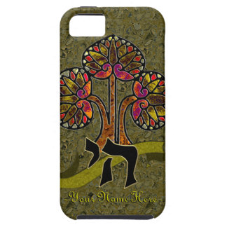 Tree of Life (Personalized iPhone 5 Vibe Case) Tough iPhone 5 Case