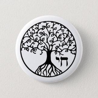 TREE of LIFE - Sefirah 6 Cm Round Badge