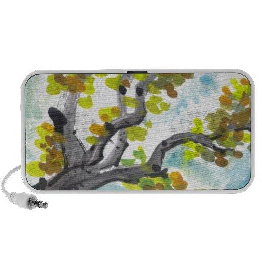 Tree of Life iPod Speakers