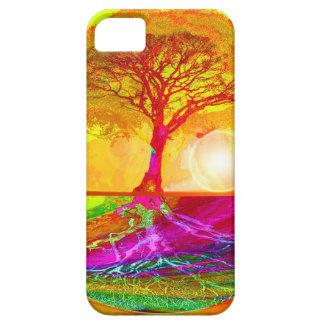 Tree of Life Sunrise Barely There iPhone 5 Case