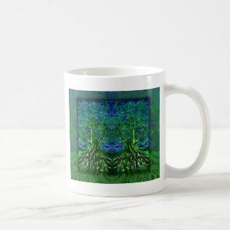 Tree of Life Thankfulness Coffee Mug