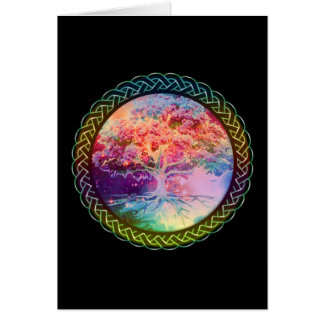 Tree of Life Tranquility Card