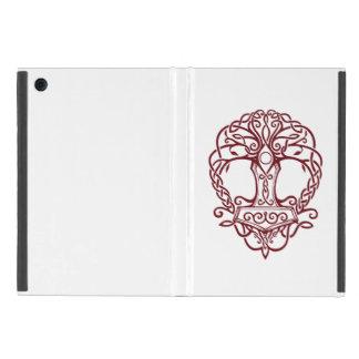 Tree of life - viking norse design case for iPad mini