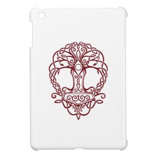 Tree of life - viking norse design iPad mini case