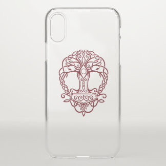 Tree of life - viking norse design iPhone x case