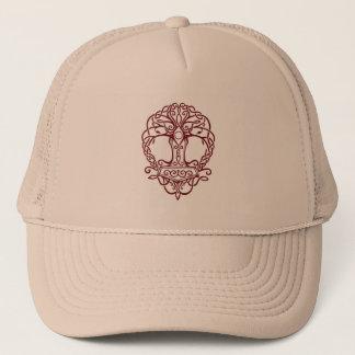 Tree of life - viking norse design trucker hat