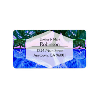 Tree of Life Waters Edge Address Label