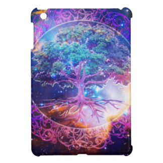 Tree of Life Wellness Cover For The iPad Mini
