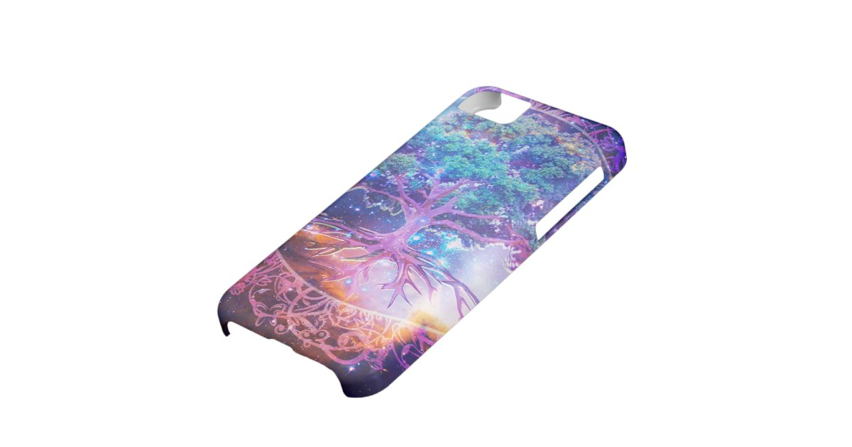 Tree of Life Wellness iPhone 5C Case : Zazzle