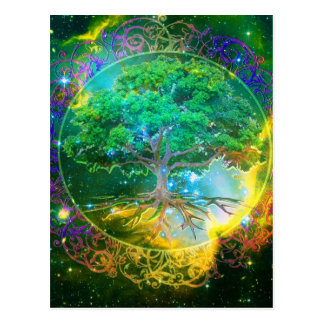 Tree of Life Wellness Postcard