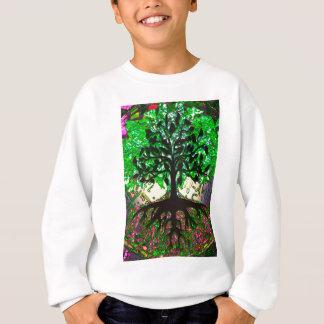 Tree of Life Whimsical Journey Sweatshirt