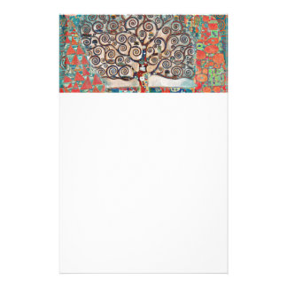 Tree of Life with Birds Stationery