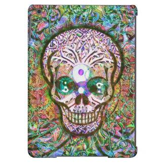 Tree of Life, Yin Yang Eyes, Skull iPad Air Cover