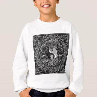 Tree of Life Yin Yang Sweatshirt