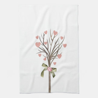 Tree of Love American MoJo Kitchen Towels